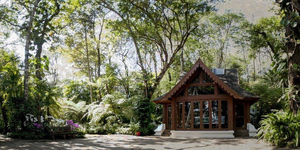 Chiang Mai Tuin Phu Phing Paleis