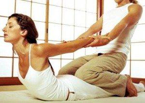 Massagesalons in Thailand