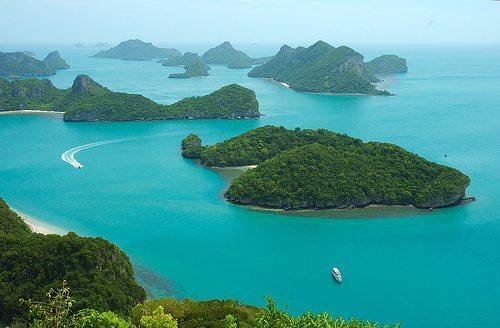 Minder naar Thailand