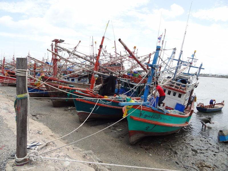 pattaya vissersboten