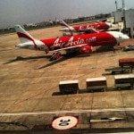 vliegveld in bangkok