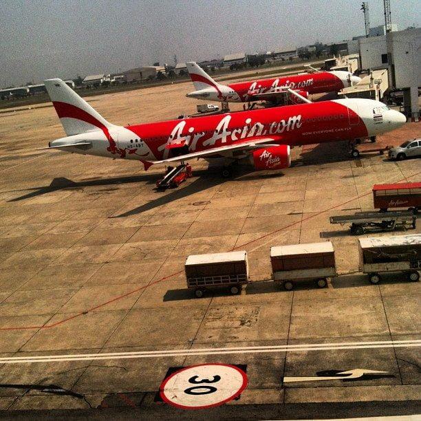Transfer van Don Mueang naar Suvarnabhumi
