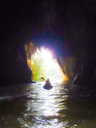 Pang Mapha en zijn prachtige grotten