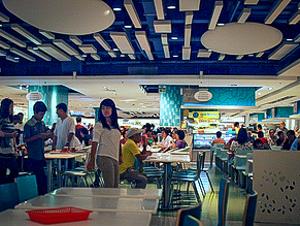 MBK Food court: lekker, snel en goedkoop