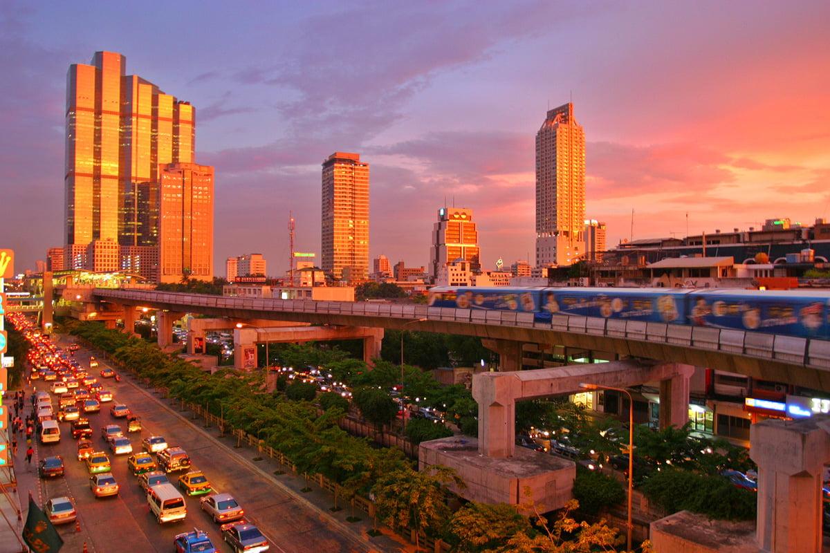 echte naam van Bangkok