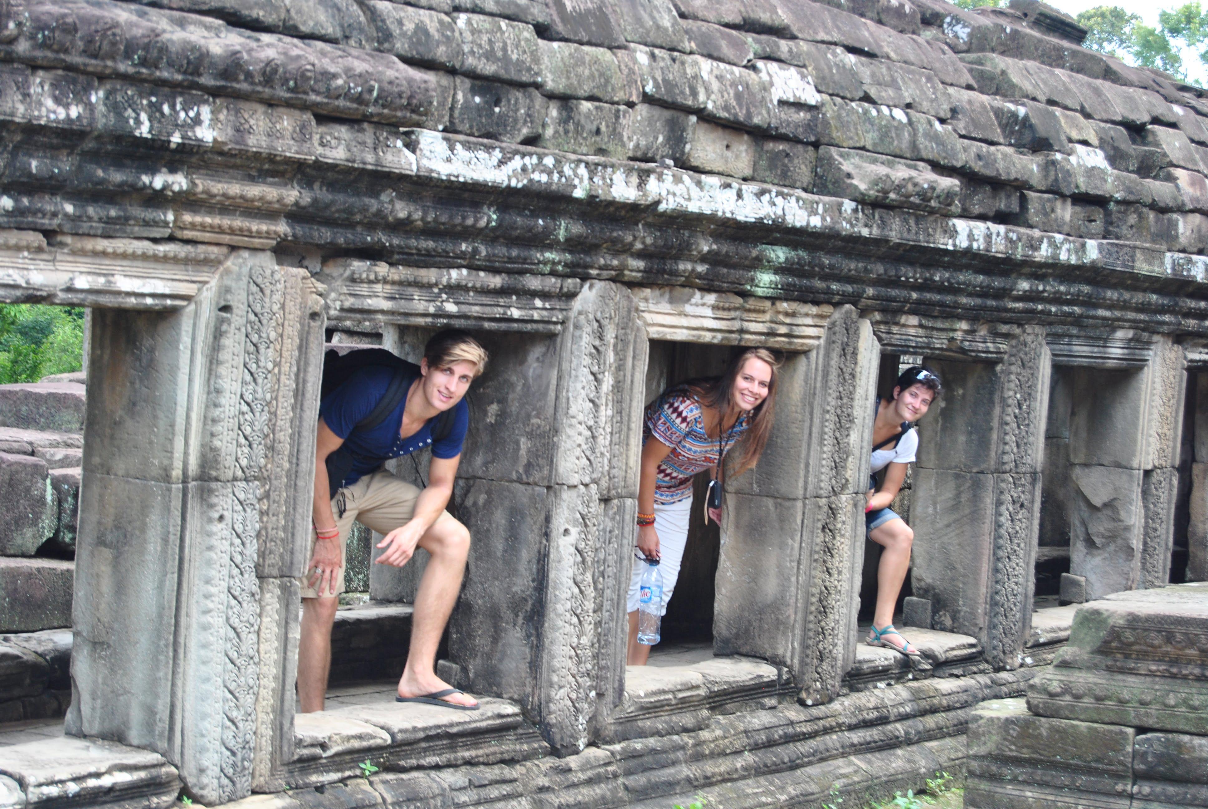 Thailand reis combineren