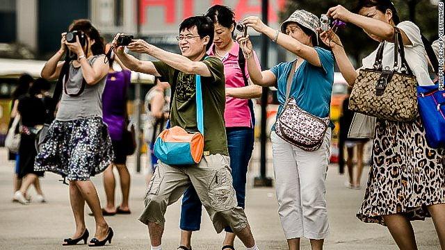 Thai zijn de chinese toeristen beu hier is thailand nl