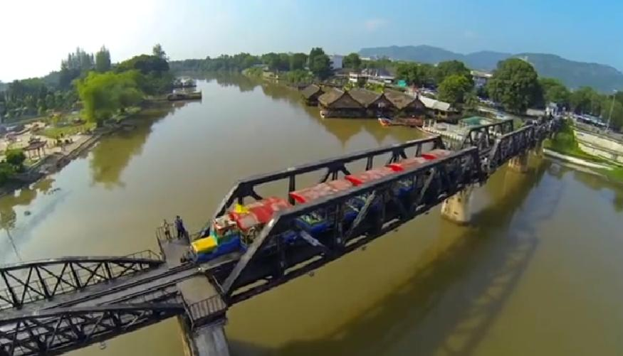 Prachtige video over Thailand