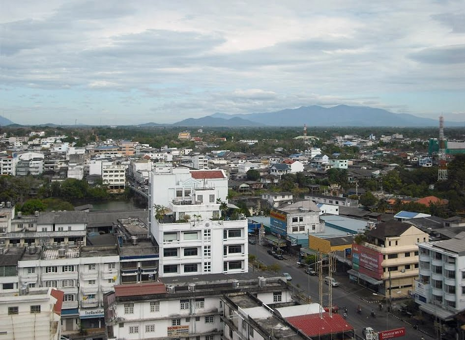Chanthaburi Thailand  city photo : Chanthaburi: poort naar Koh Chang Hier is Thailand.nl