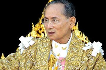 Afbeeldingsresultaat voor thaise koning Bhumibol