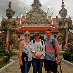 privégids in Bangkok