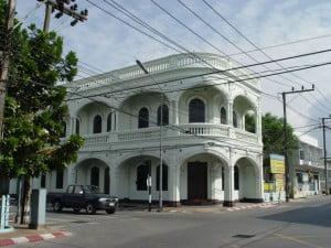 historisch centrum van Phuket