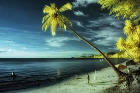 stranden van Koh Samui