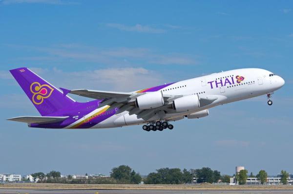 Maatregelen tegen Thaise airlines