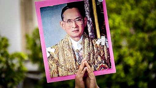 Thaise majesteitsschennis