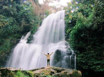 15 mooiste watervallen in thailand