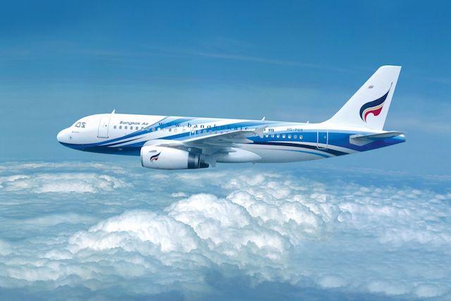 Thaise binnenlandse vluchten