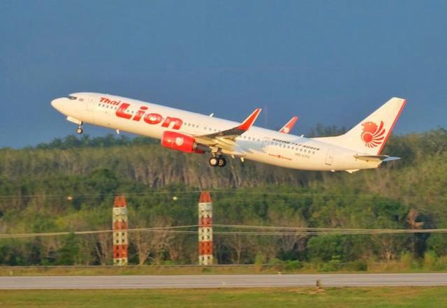 Thai Lion Air breidt aantal routes uit