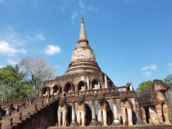 trip naar sukhothai