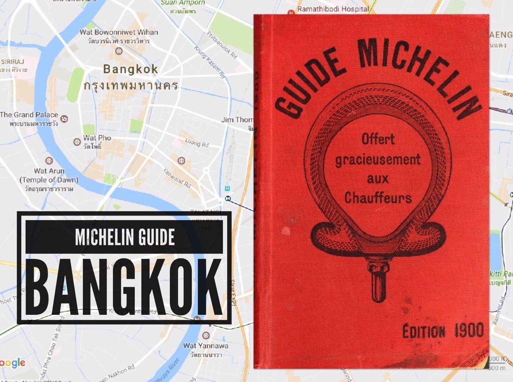 Eigen Michelingids voor Thailand