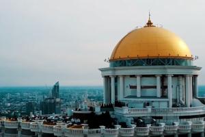 Bangkok van boven