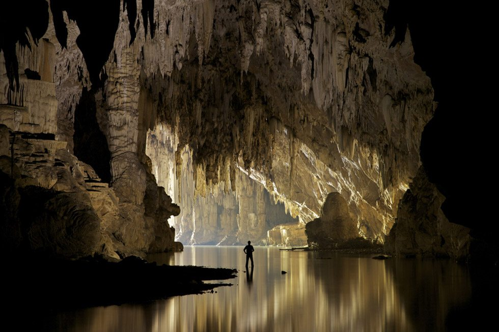 Lod Cave, betoverende grotten in Thailand