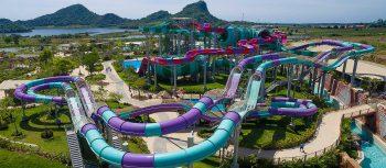 Drie Thaise waterparken