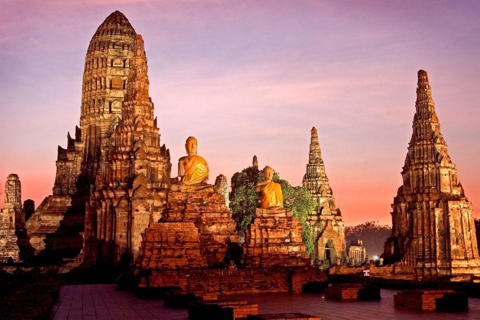Informatie over Thailand