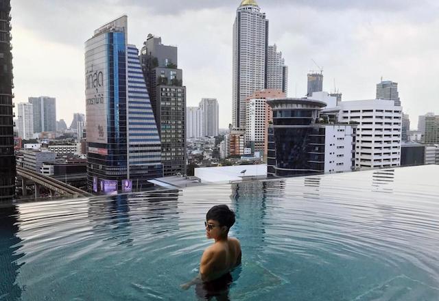 luxueuze overnachtingen in Bangkok