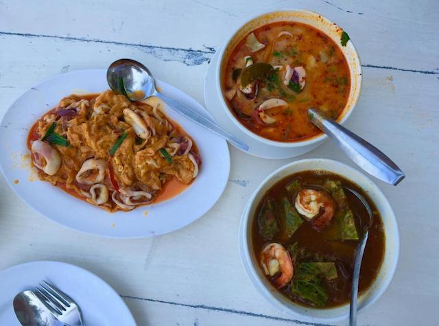 De beste visrestaurants in Hua Hin