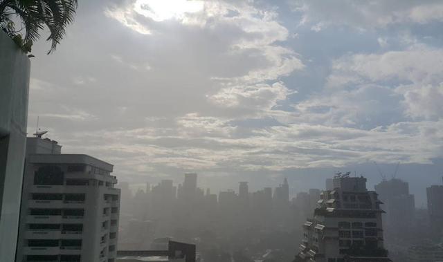 Die klamme dagen in Bangkok, hoe overleef je ze?