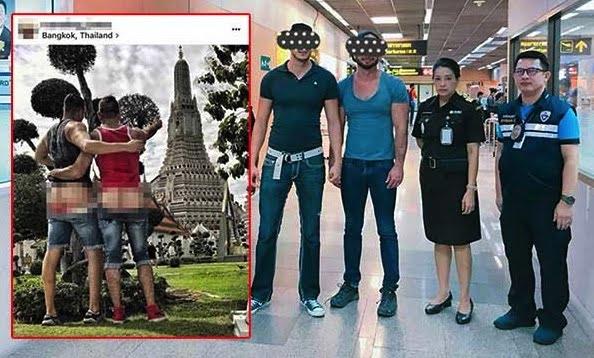 'Toeristen dienen Thaise cultuur te respecteren'