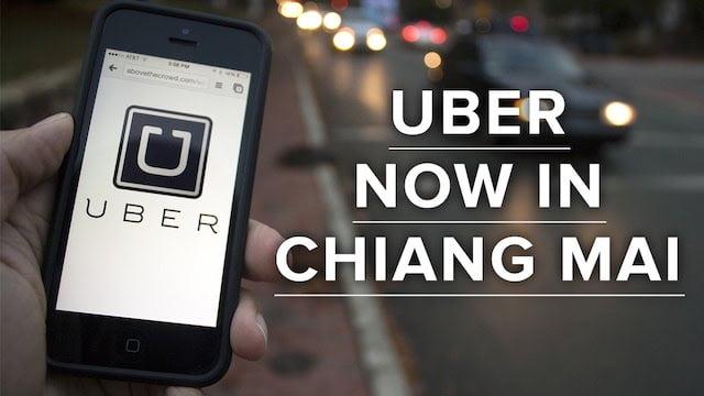 Uber in Thailand: werkt het echt zo goed?