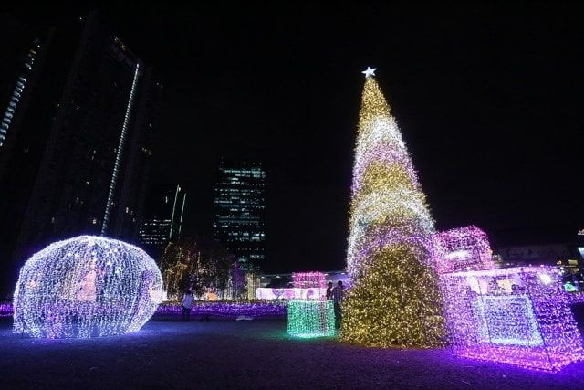Je mist niks, er is volop Kerstmis in Thailand