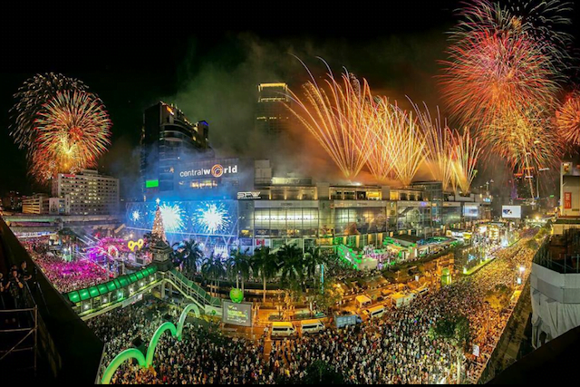 Oud en Nieuw 2017 vieren in Thailand: waar moet je zijn?