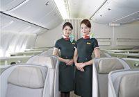 Nieuw tenue voor EVA Air crew