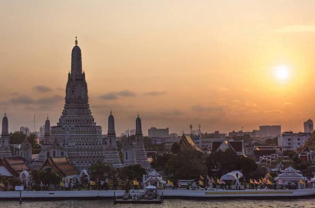 tempel bezoeken in thailand