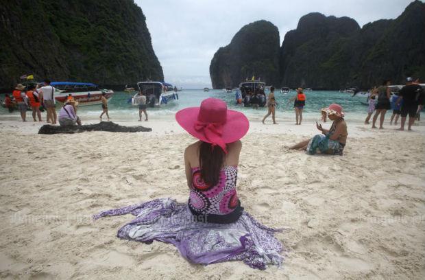 Maya Beach wordt gesloten