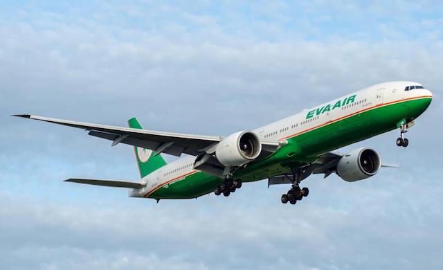Langere vlucht naar Thailand