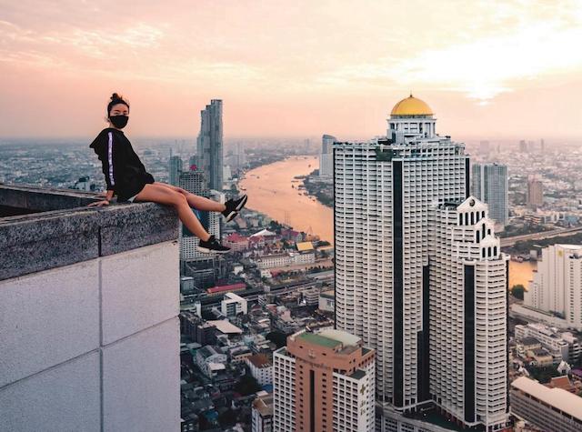 beste backpackroute in thailand
