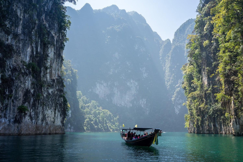 paradijselijk Thailand